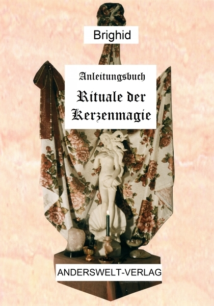 Instruction book magic rituals of candles