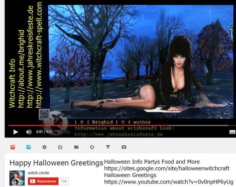 Halloween, Samhain,