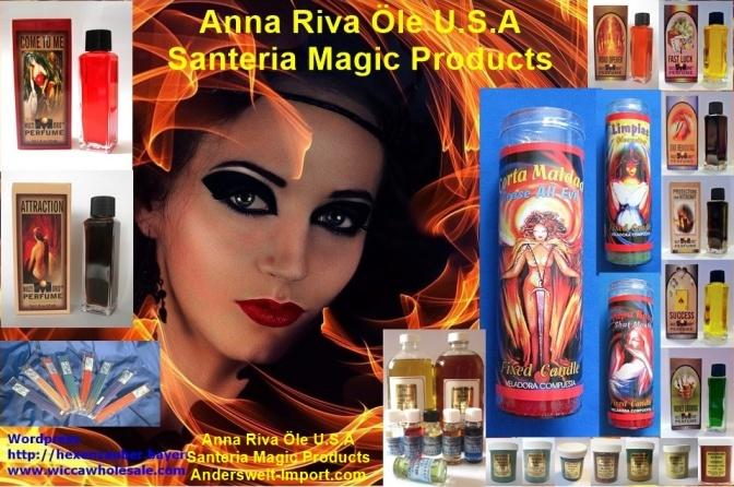 Anna Riva Öle U.S.A. was ist das ?