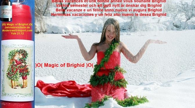 Julfest Rauhnächte