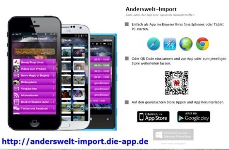 Anderswelt APP