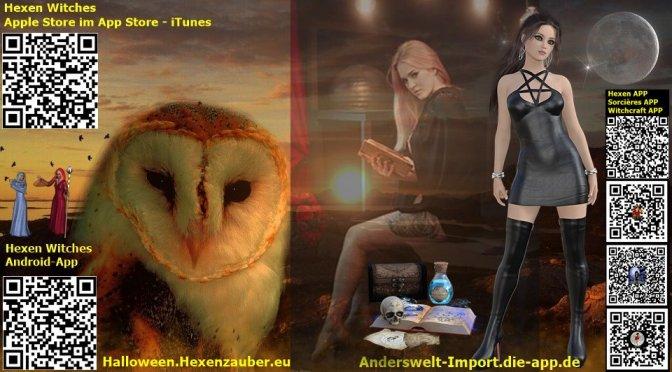 Hexen Sorcieres Strega, Brujas Apps